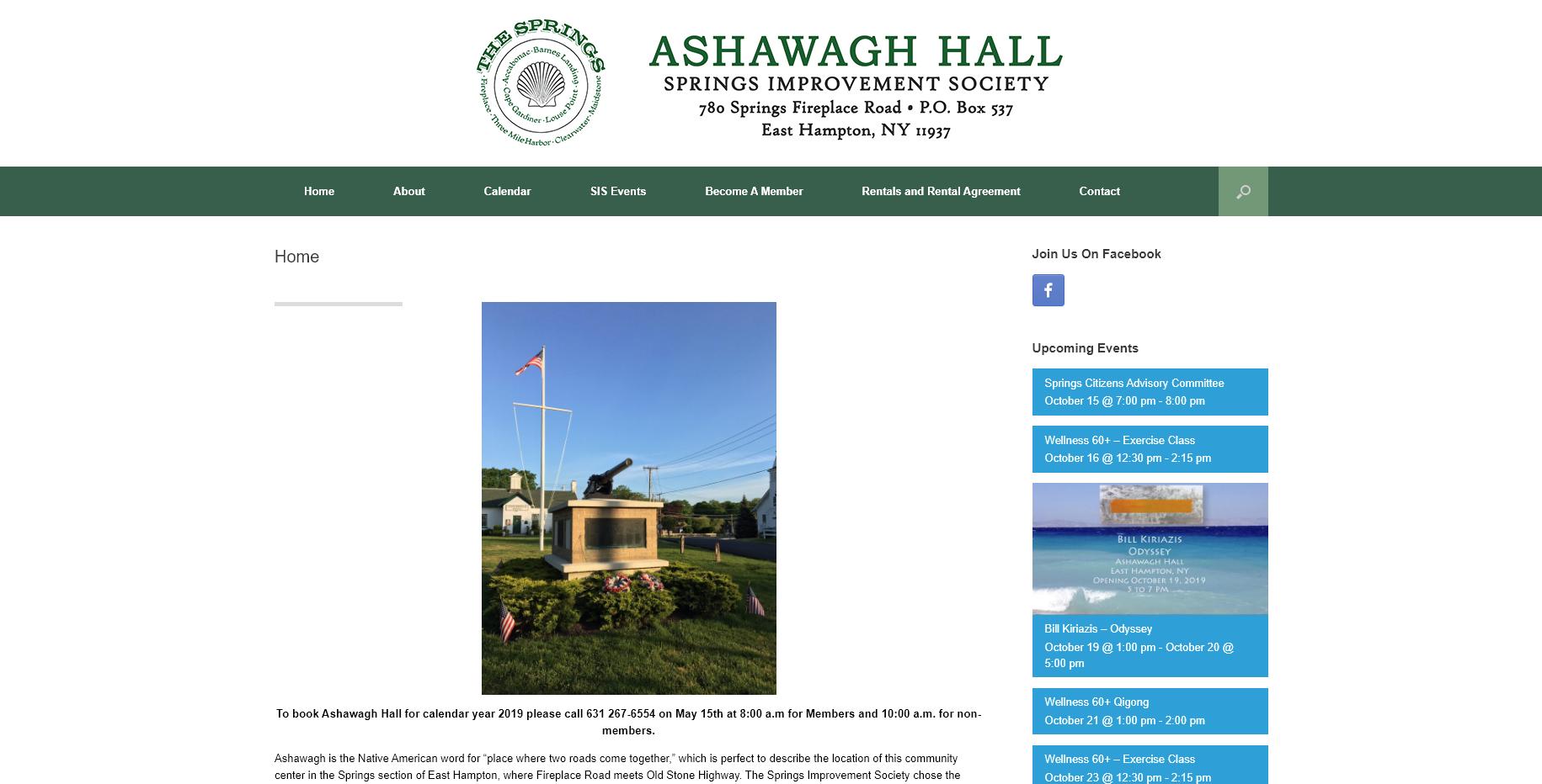 ashawagh-hall.org