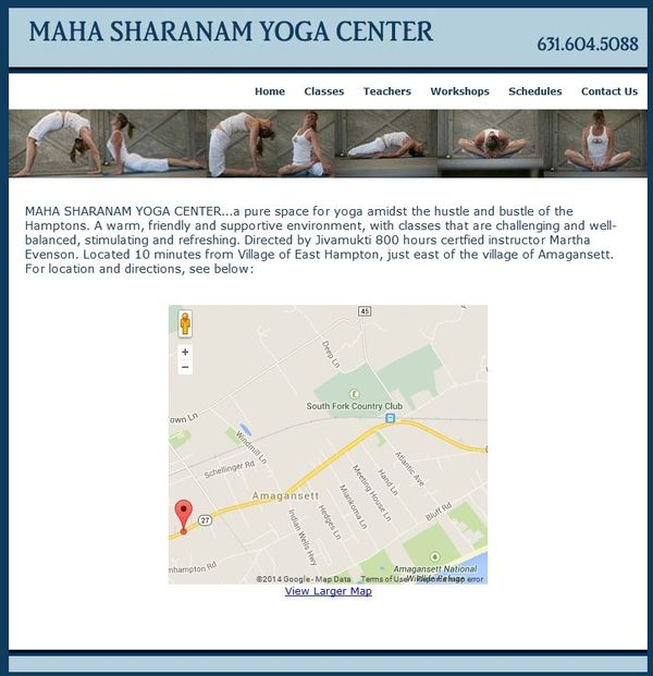 mahasharanam yoga